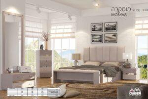 חדר שינה קומפלט מבית BazarOne – דגם מוסקבה