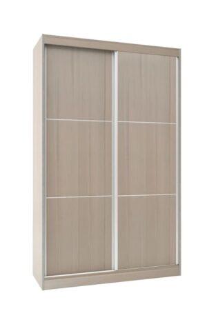 ארון הזזה 2 דלתות דגם באקלי
