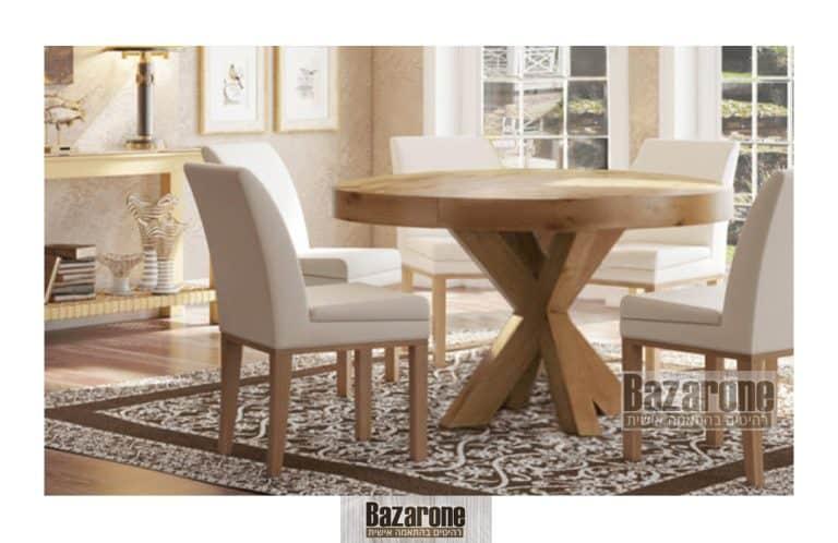 שולחן פינת אוכל 4 כסאות