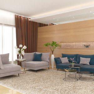 ספה מעוצבת סנדי בהתאמה אישית מבית BazarOne