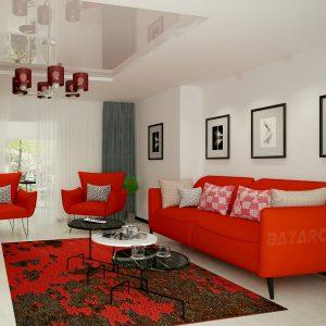 ספה מעוצבת טיפני בהתאמה אישית מבית BazarOne