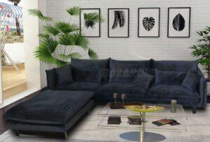ספה עם הדום דגם פיליפה