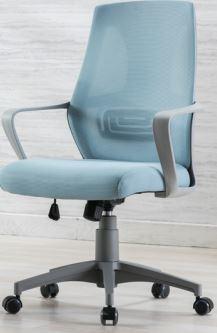 כסא מנהל נמוך דגם פרינס