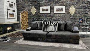 ספה דגם ליאורה מעוצבת בהתאמה אישית מבית BazarOne