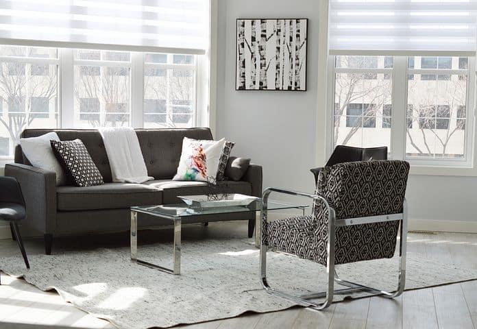 נכנסים לדירה החדשה? כך תתכננו את הסלון באופן מושלם
