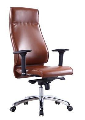 כסא מנהל ארגונומי דמוי עור דגם אוגו