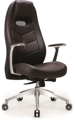 כסא מנהל דמוי עור דגם אנליסט