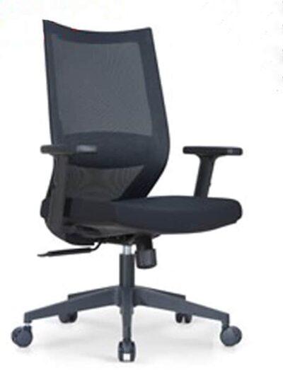 כסא מנהל נמוך מיטינג