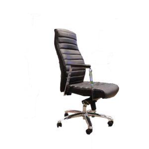 כסא מנהל גבוה דמוי עור דגם מרקו