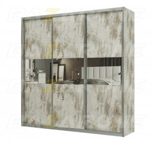 ארון הזזה 3 דלתות דגם רימון
