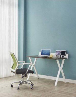 שולחן מחשב רגל מתכת דגם דינמיקה