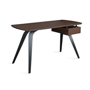 שולחן מחשב רגל מתכת דגם פרנקו
