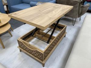 שולחן טרנספורמר דגם טופספין topspin