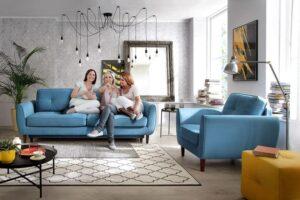 ספה נפתחת למיטה דגם רולנד / roland