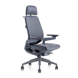 כסא מנהל גבוה דגם פלקס עור