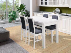 שולחן דגם אורי 2 לבן